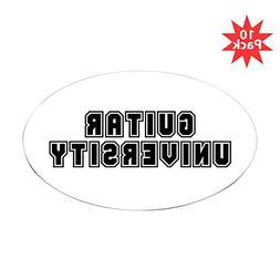 CafePress - University Oval Sticker  - Oval Sticker , Bumper