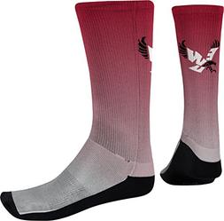 Men's Eastern Washington University Fade Sublimated Socks