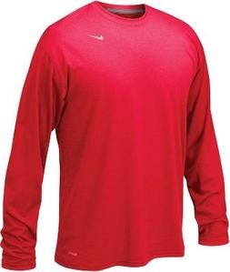 NIKE Mens Legend Poly Long Sleeve Dri-Fit Training Shirt Uni