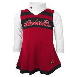 Outerstuff NCAA Louisville Cardinals Toddler Turtleneck Chee