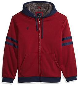 U.S. Polo Assn.. Mens Standard Fashion Sherpa Lined Fleece H