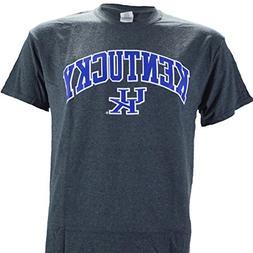 University of Kentucky Arch on Dark Heather T Shirt ~ UK Wil