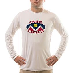 Vapor Apparel Denver Volleyball UPF 50+ Performance T-shirt