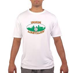Vapor Apparel Miami Volleyball UPF 50+ Performance T-shirt X