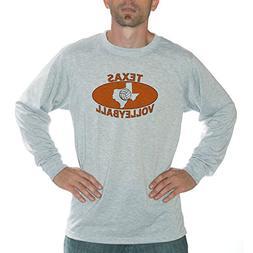 Vapor Apparel Texas Volleyball Performance Long Sleeve Shirt