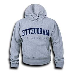 W Republic Game Day Hoodie Marquette University44; Heather G