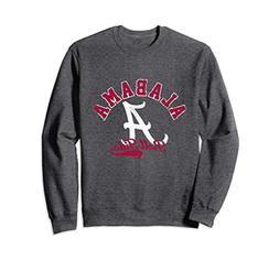 Unisex Alabama Crimson Tide Cute Women's NCAA Sweatshirt SC2