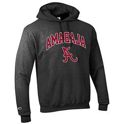 Elite Fan Shop Alabama Crimson Tide Hoodie Sweatshirt Varsit