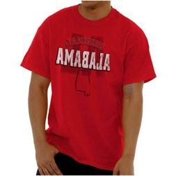 Alabama Student University Football College Short Sleeve T-S