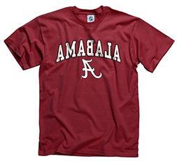 Campus Colors Alabama Crimson Tide Adult Arch & Logo Soft St