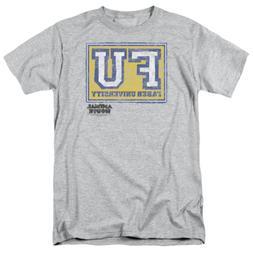 Animal House Faber University Short Sleeve T-Shirt Licensed