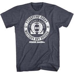 Animal House Omega Theta PI Men's T Shirt Faber University A