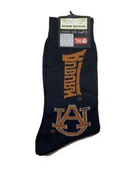 Auburn University Tigers Dress Socks Officially Licensed New