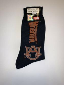 auburn university tigers dress socks officially licensed
