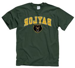 Baylor Bears Campus Colors NCAA Adult Arch & Logo Soft Style