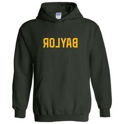 Baylor University Bears Basic Block Licensed Hooded Sweatshi