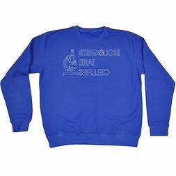 Biologists Take Cellfies SWEATSHIRT birthday fashion biology