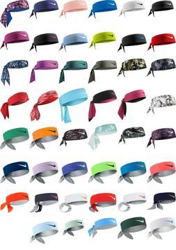 Brand NEW w/Tags Authentic NIKE DRI-FIT Head Tie HEADBANDS *