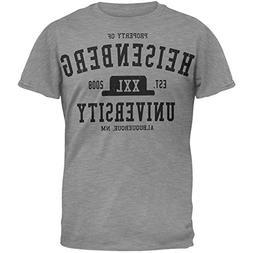 Old Glory Breaking Bad - Heisenberg University T-Shirt
