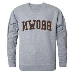 Brown University Bears BU College NCAA Crewneck Sweater - Of