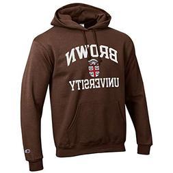Elite Fan Shop Brown University Bears Hooded Sweatshirt - XL