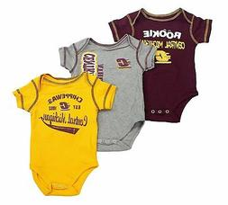 Outerstuff Central Michigan Chippewas Baby Clothing, Univers
