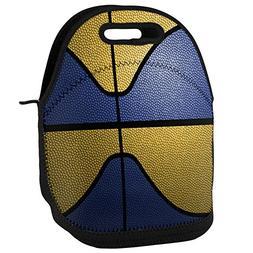 championship basketball royal blue yellow