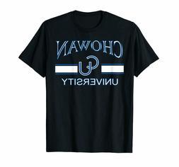 Chowan University 1848 University Apparel T-Shirts Gift Tee