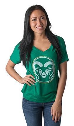 Colorado State University | CSU Rams Vintage Style Ladies' V