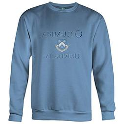 Ivysport Columbia University Crewneck Sweatshirt, Crest, Lig
