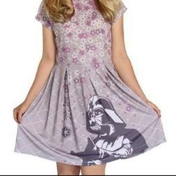 Darth Vader Dress Star Trek Her Universe Flower Floral Print