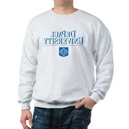 CafePress Depaul University Classic Crew Neck Sweatshirt