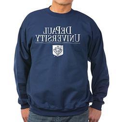 CafePress - DePaul University - Classic Crew Neck Sweatshirt