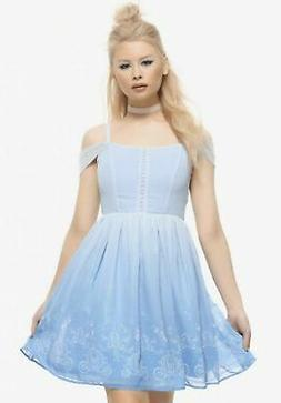 Disney Her Universe Cinderella 70th Anniversary Cold Shoulde