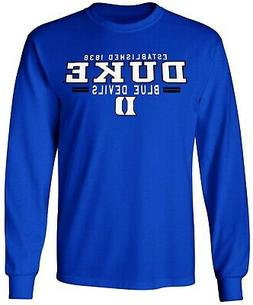 Duke Blue Devils Shirt T-Shirt Basketball Jersey University