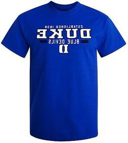 Duke Blue Devils Shirt T-Shirt University Apparel