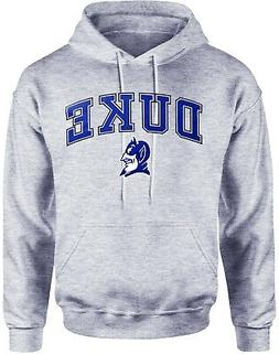 Duke Hoodie Sweatshirt Blue Devils University Basketball Jer