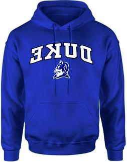 Duke Sweatshirt Blue Devils Hoodie Basketball Womens Mens Un