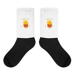 Each Other Made For -Burger Lover Couple Gifts Socks