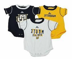 Outerstuff East Carolina Pirates Baby Clothing, University 3