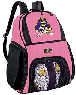 Broad Bay Girls East Carolina University Soccer Ball Backpac