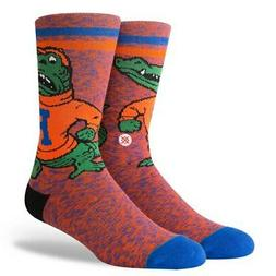 Stance Florida Gators College Mascot Character Crew Socks