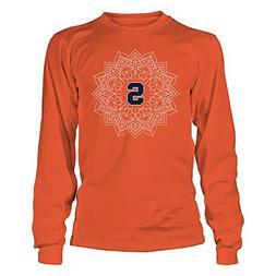 Beautiful Flower - Syracuse - Gildan Long-Sleeve T-Shirt - O