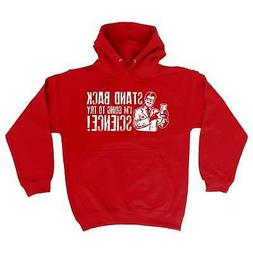 Funny Hoodie Im Going To Try Science Lab University College