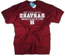 Harvard Shirt T-Shirt Football Jersey University Decal Gear