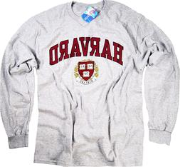 harvard shirt t shirt university long sleeve