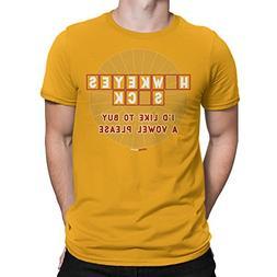 Rival Gear Iowa State Cyclones Fan T-Shirt, Buy a Vowel