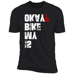 is My Bike Okay-Novelty Driving Gift for Motorcycle Mens Wom