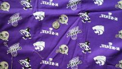 Kansas State University Wildcats Football/Basketball Cotton
