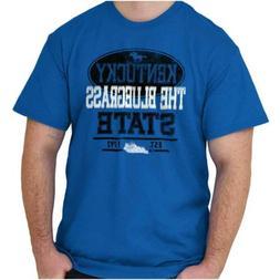Kentucky Bluegrass State University Sports Short Sleeve T-Sh